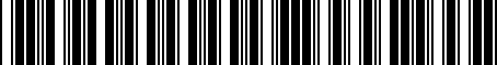 Barcode for 265551MA0A